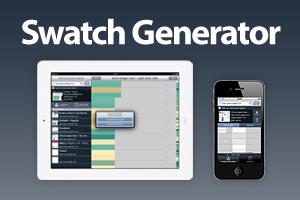 Swatch Generator